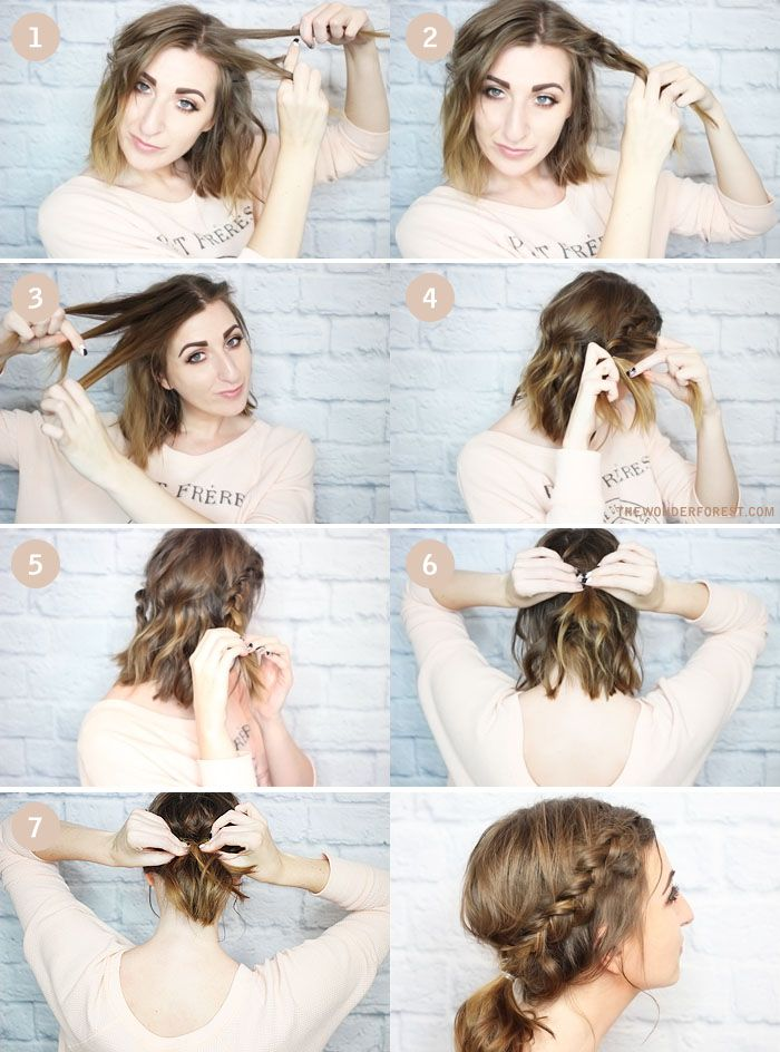 Super Chic Messy Hairstyles For Fall 2015 Styles Weekly Hairstyles For Women Draintrainus