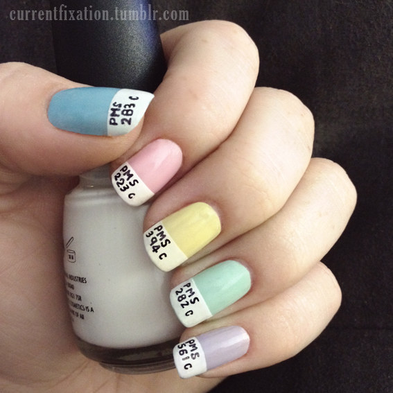 Easy but pretty nail designs image collections nail art and nail easy but pretty nail designs gallery nail art and nail design ideas easy but pretty nail prinsesfo Images