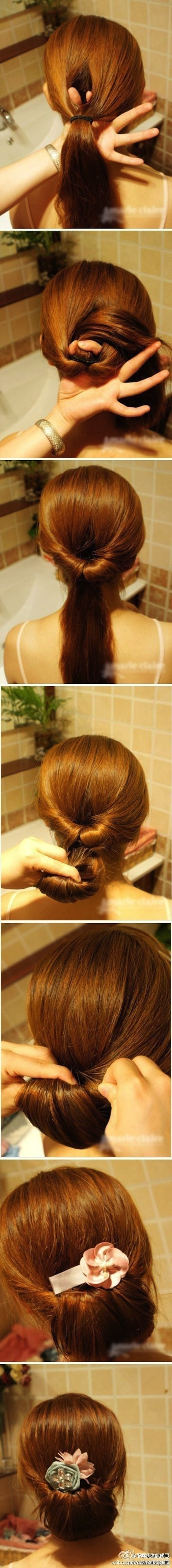 Hair How Tos 5 Chic Diy Updos To Try