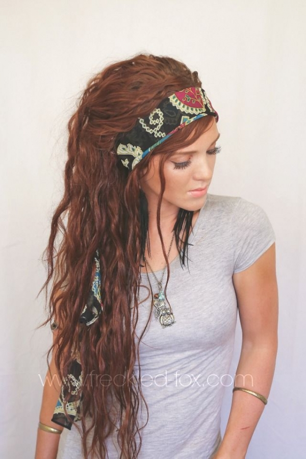 30 Boho-Chic Hairstyles You Must Love  64254857370