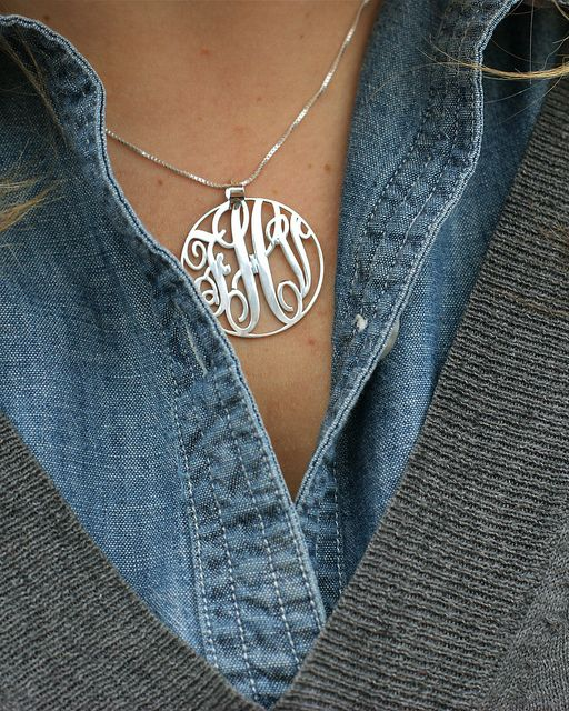 20 Magnificent Ways to Make Monograms Work This Fall