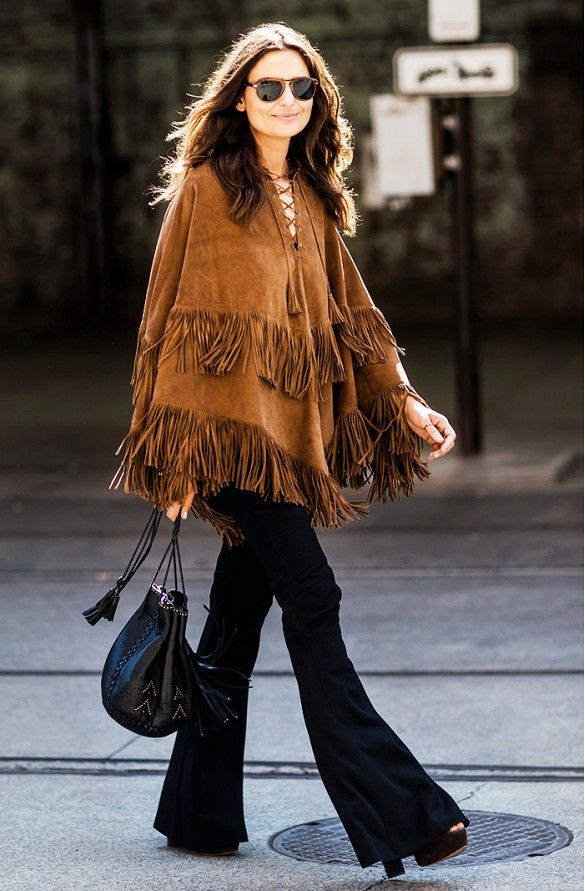 23 Sophisticated Ways to Wear Suede This Fall/Winter