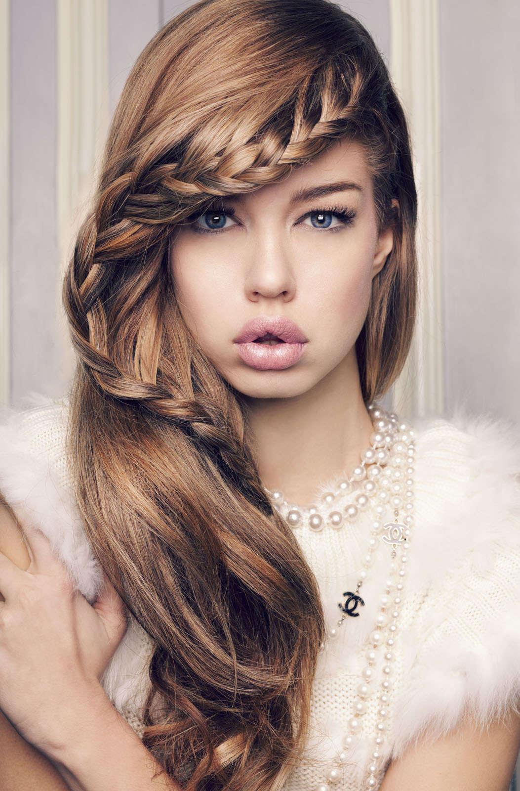 Strange 24 Gorgeously Creative Braided Hairstyles For Women Styles Weekly Short Hairstyles Gunalazisus