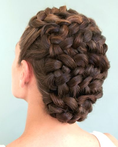 Peachy 24 Gorgeously Creative Braided Hairstyles For Women Styles Weekly Short Hairstyles Gunalazisus