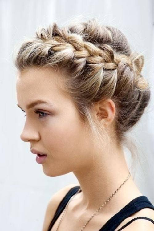 Amazing 24 Gorgeously Creative Braided Hairstyles For Women Styles Weekly Short Hairstyles Gunalazisus