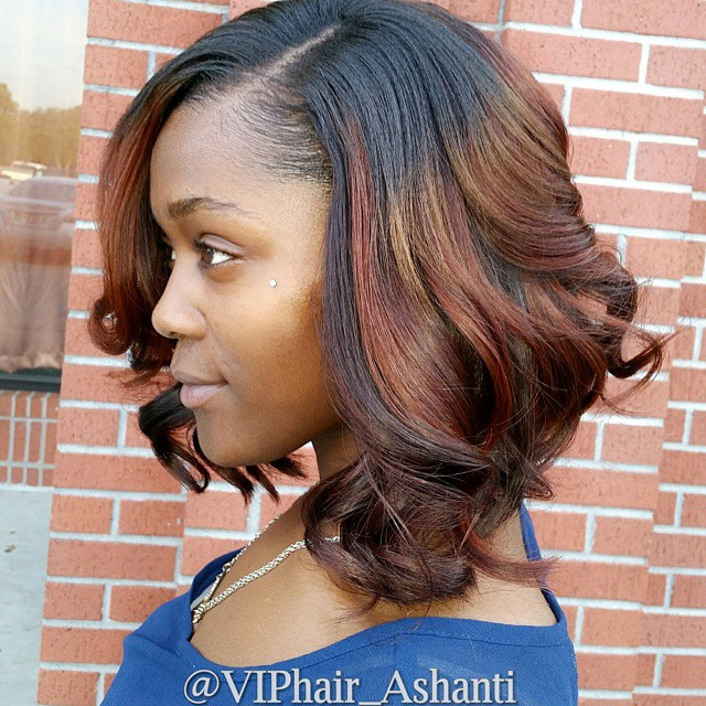 Pleasant 20 Trendy Bob Hairstyles For Black Women Styles Weekly Hairstyles For Women Draintrainus