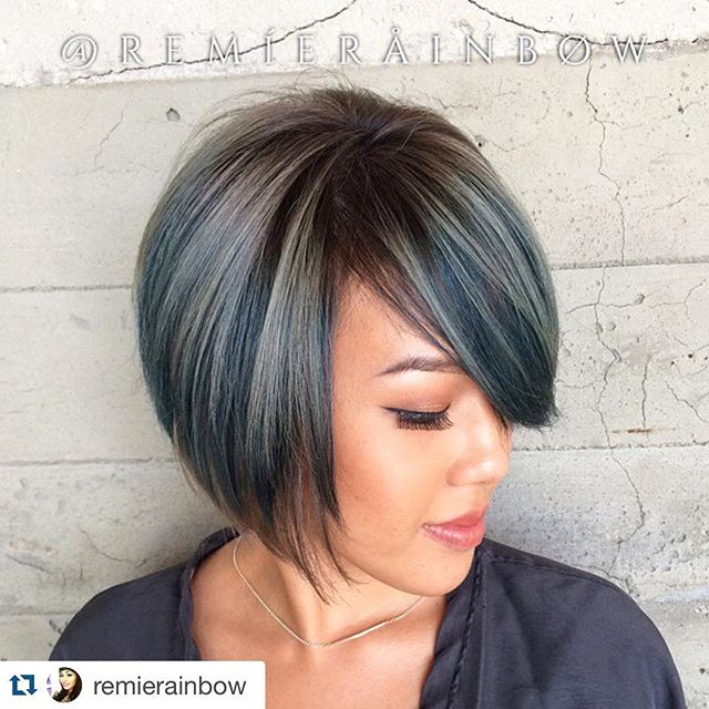 line hair style 21 eye catching a line bob hairstyles crazyforus 5175