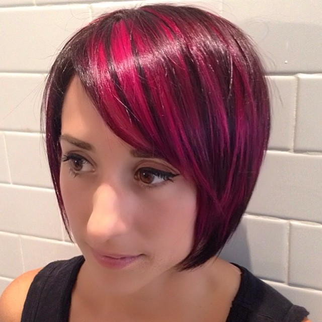 Fantastic 21 Amazing Amp Inspiring Angled Bob Hairstyles We Love Styles Weekly Short Hairstyles For Black Women Fulllsitofus