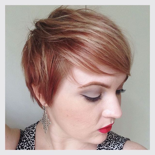 15 Chic Short Pixie Cuts for Fine Hair 2016