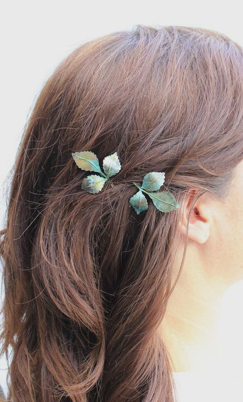 Different Fun and Flirty Hair Accessories