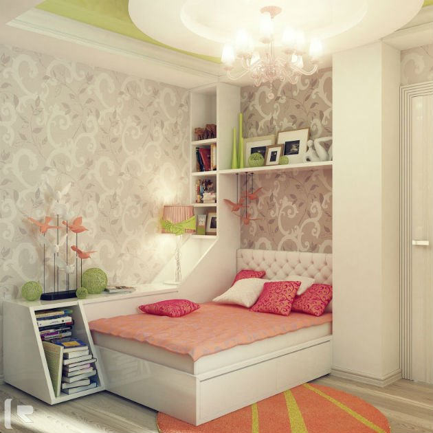 Collection Of 18 Romantic Bedroom Decoration Ideas For Women