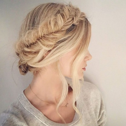 20 Beautiful Fishtail Braided Hairstyles | Styles Weekly