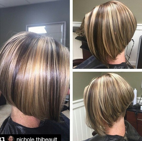 Tremendous 20 Charming Layered Bob Hairstyles Styles Weekly Hairstyles For Women Draintrainus