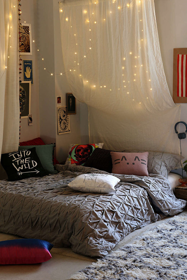 Ingenious Ways to Make Your Bed A Sheltered Heaven