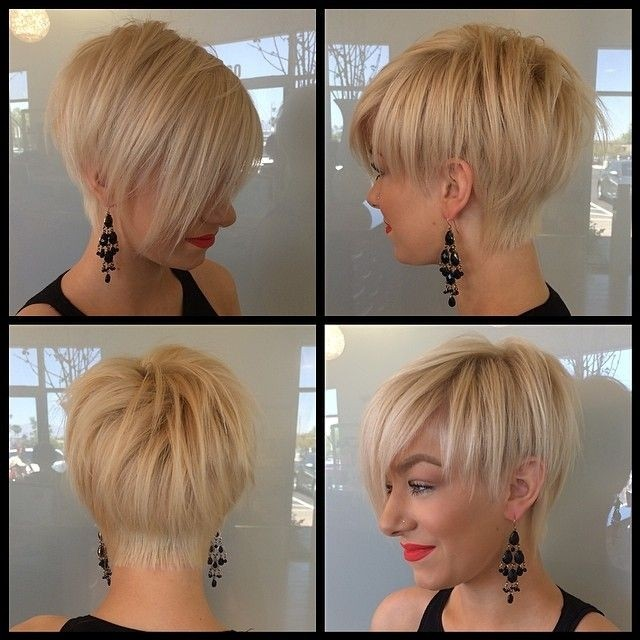 Awe Inspiring 15 Chic Short Pixie Cuts For Fine Hair 2016 Styles Weekly Short Hairstyles For Black Women Fulllsitofus
