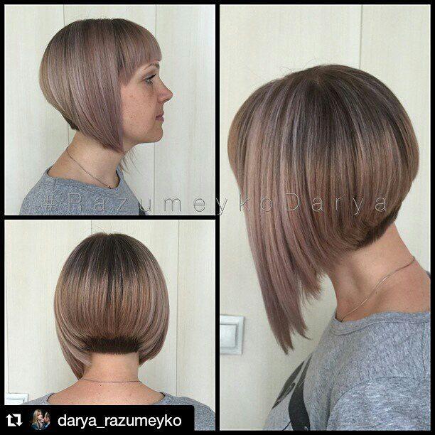 Phenomenal 21 Eye Catching A Line Bob Hairstyles Styles Weekly Short Hairstyles Gunalazisus