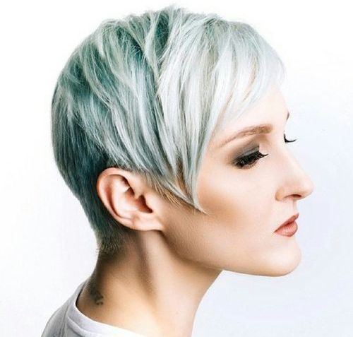 Cool Colors for Thin Hair
