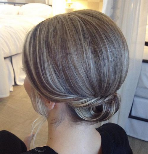 Beautiful Updo Hairstyle