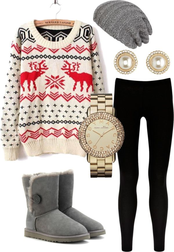 20 Cute and Casual Wintertime Outfits