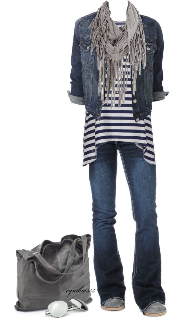 20 Great-Looking Winter Outfits with a Bit of Fringe
