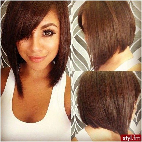 Peachy 21 Adorable Asymmetrical Bob Hairstyles For Women Styles Weekly Short Hairstyles For Black Women Fulllsitofus