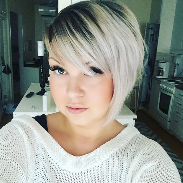 hair style 21 21 adorable asymmetrical bob hairstyles for 2016 crazyforus 9618