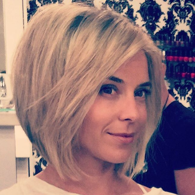 easy to style haircuts for thick hair 20 bob hairstyles for hair styles weekly 3202