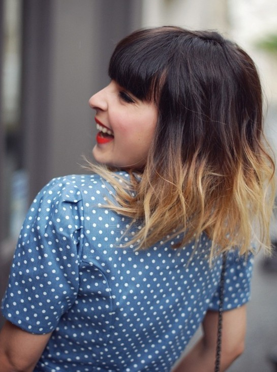 Pleasing 22 Hottest Ombre Bob Hairstyles Latest Ombre Hair Color Ideas Hairstyles For Women Draintrainus
