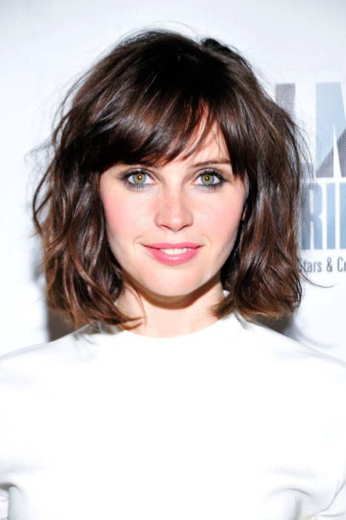 Awe Inspiring 15 Stylish Hairstyles With Side Bangs Styles Weekly Short Hairstyles For Black Women Fulllsitofus