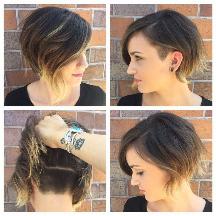 Pleasant 21 Adorable Asymmetrical Bob Hairstyles For Women Styles Weekly Hairstyle Inspiration Daily Dogsangcom
