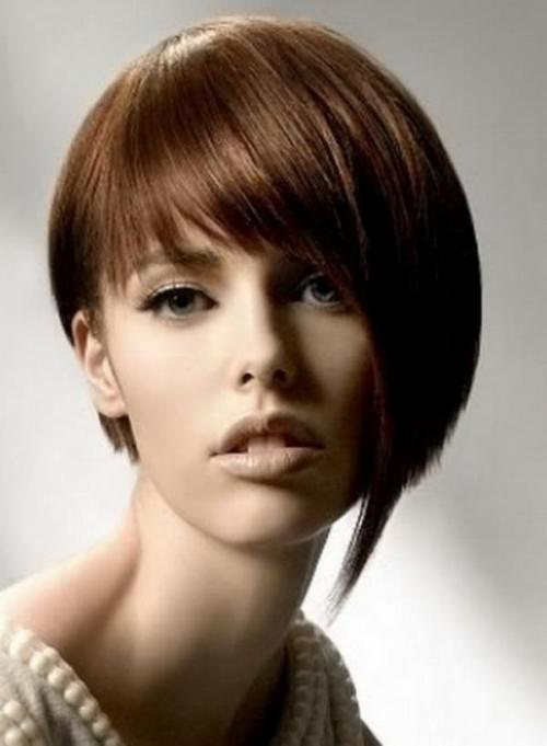 Stunning Asymmetric Bob Haircut