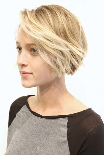 back to school short haircut for girls