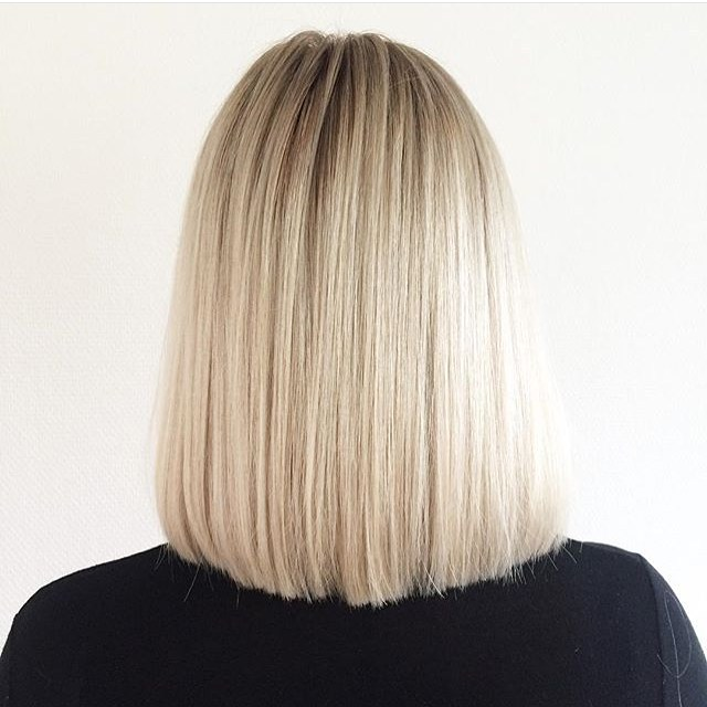 Incredible 20 Amazing Blunt Bob Hairstyles For Women Mob Amp Lob Hair Ideas Hairstyles For Women Draintrainus