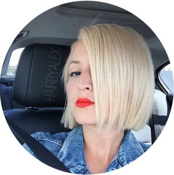 Sensational 20 Amazing Blunt Bob Hairstyles For Women Mob Lob Hair Ideas Hairstyle Inspiration Daily Dogsangcom