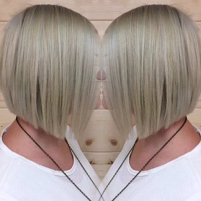 20 Amazing Blunt Bob Hairstyles for Women - Mob & Lob Hair Ideas | Styles Weekly