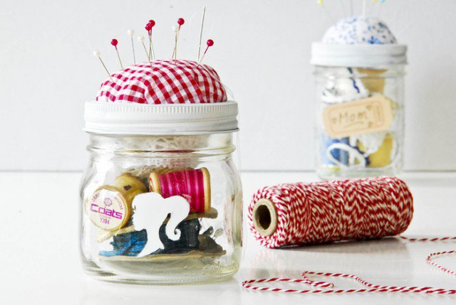 DIY Sewing Kit Holder