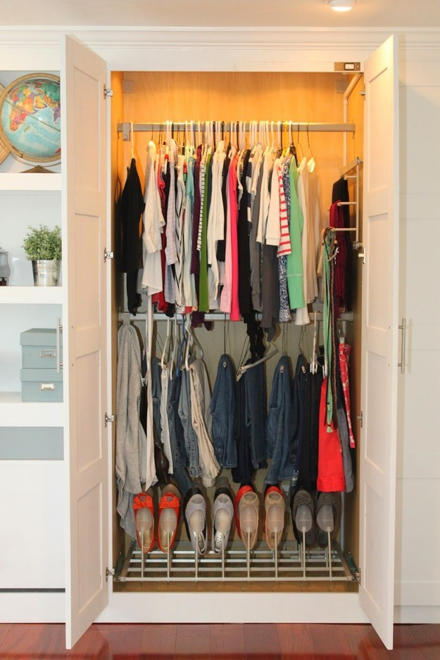 Add Wardrobe to Your Room