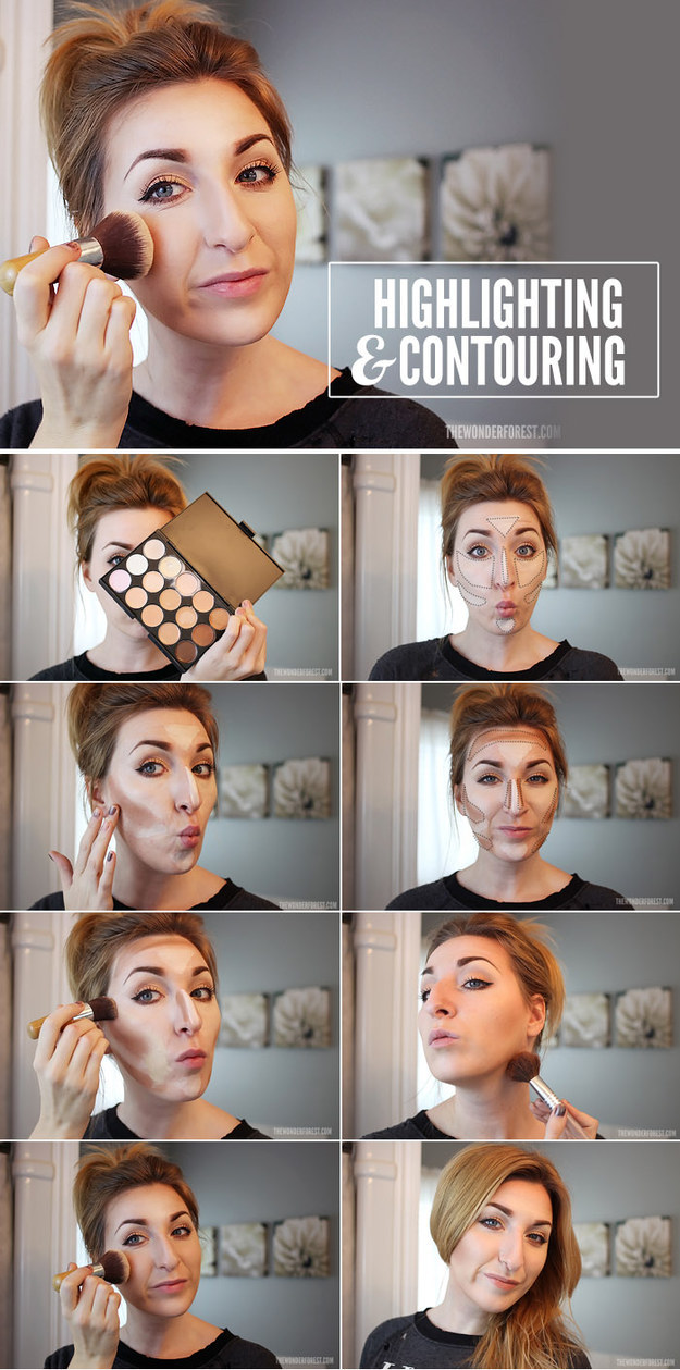 Highlighting and Contouring Skill