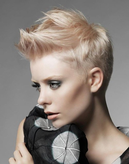Lavish Pixie Haircut for Thin Hair