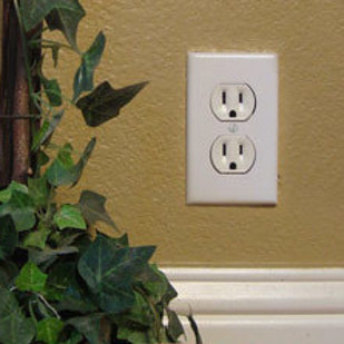 Change A New Lightswitch Plate