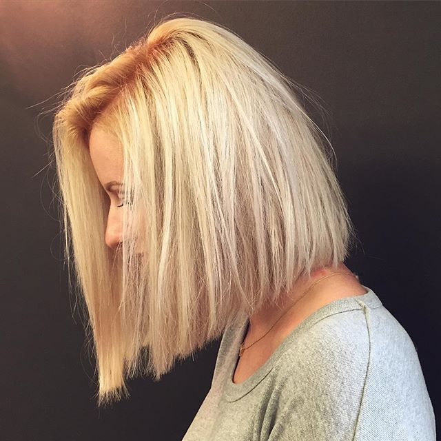 20 Amazing Blunt Bob Hairstyles For Women Mob Amp Lob Hair