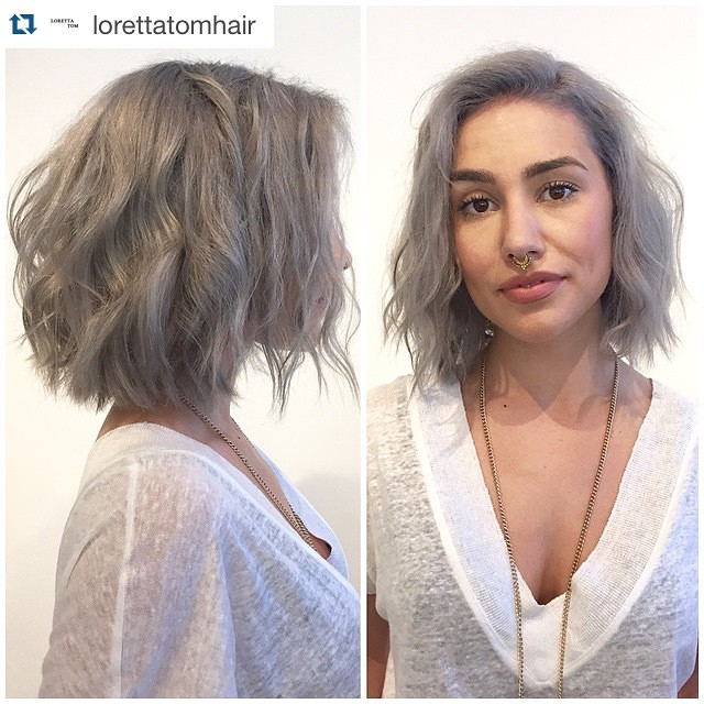 Brilliant 25 Cute Messy Bob Hairstyle Ideas For 2017 Short Bob Mod Amp Lob Hairstyle Inspiration Daily Dogsangcom
