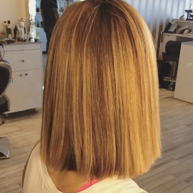 Miraculous 20 Amazing Blunt Bob Hairstyles For Women Mob Amp Lob Hair Ideas Hairstyles For Women Draintrainus
