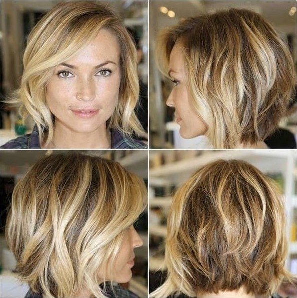 Strange 25 Cute Messy Bob Hairstyle Ideas For 2017 Short Bob Mod Amp Lob Hairstyles For Women Draintrainus