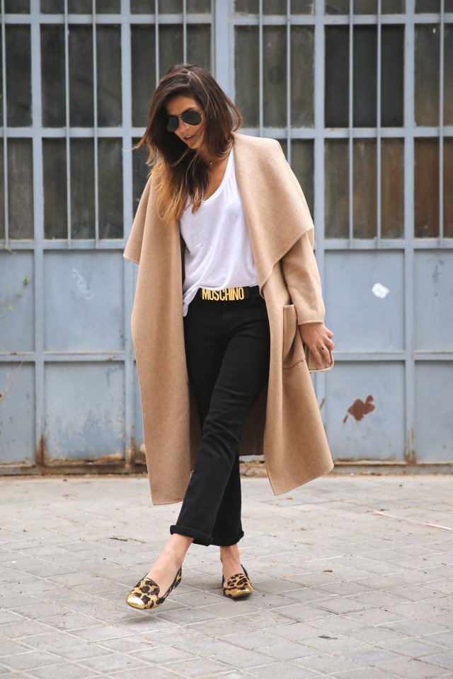 Effortless Chic Office Attire for Fall