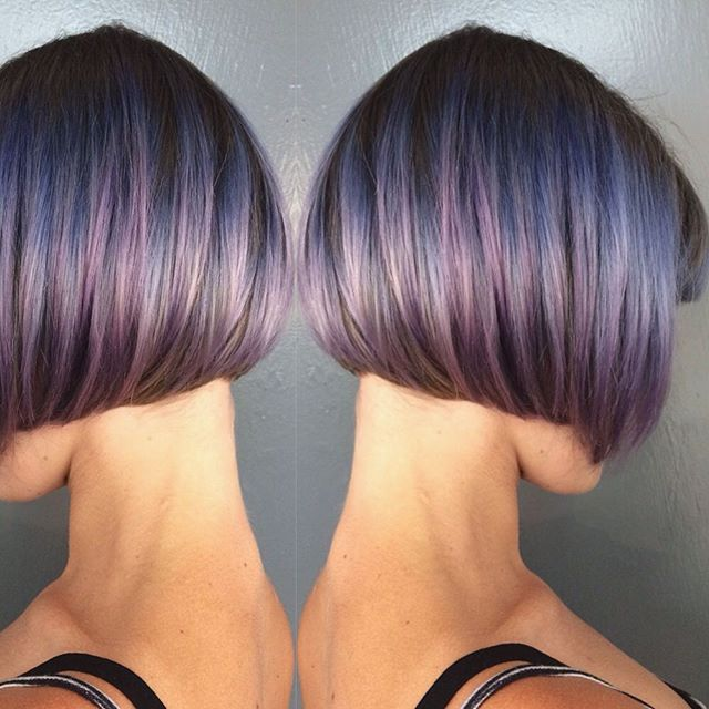 Fabulous 20 Amazing Blunt Bob Hairstyles For Women Mob Amp Lob Hair Ideas Hairstyles For Women Draintrainus