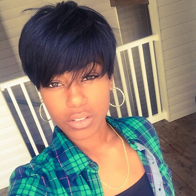 21 Gorgeous Short Pixie Cuts with Bangs