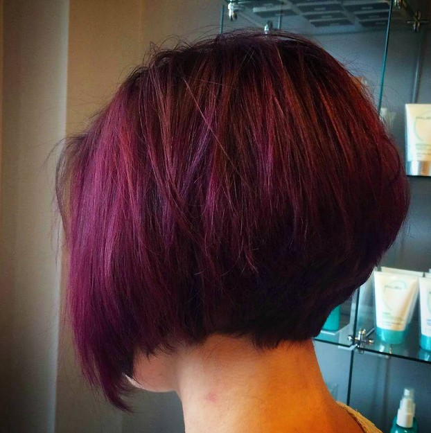 21 Stacked Bob Hairstyles You Ll Want To Copy Now Styles