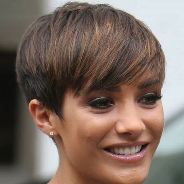 Phenomenal 21 Gorgeous Short Pixie Cuts With Bangs Styles Weekly Short Hairstyles For Black Women Fulllsitofus