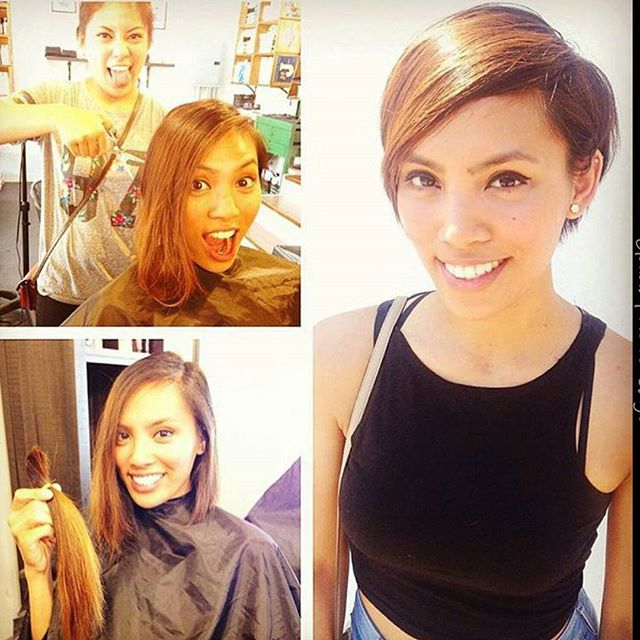 how to cut your own pixie style haircut